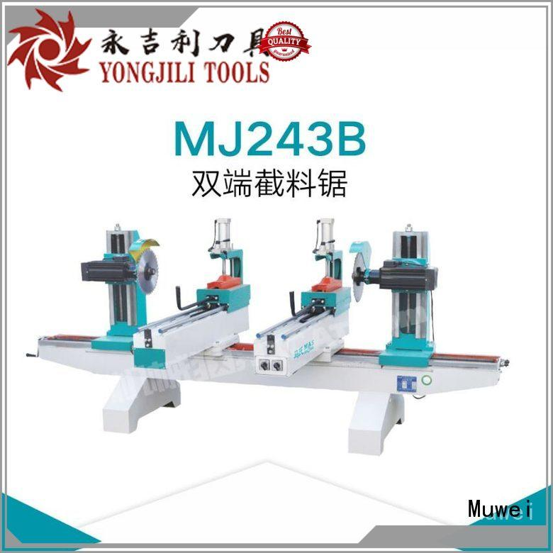 Muwei steel bench saw for sale wholesale for wood sawing