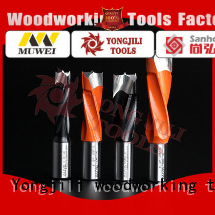 high quality hole cutter drill bit steel customized for shaping machine