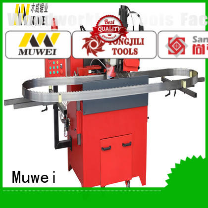 Muwei super tough profile grinding machine manufacturer for wood sawing