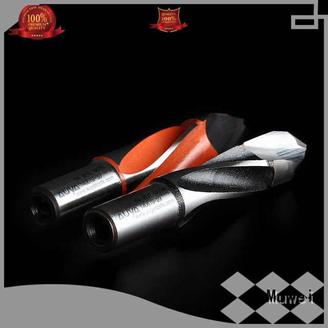 low cost circular drill bit cutterhead customized for shaping machine