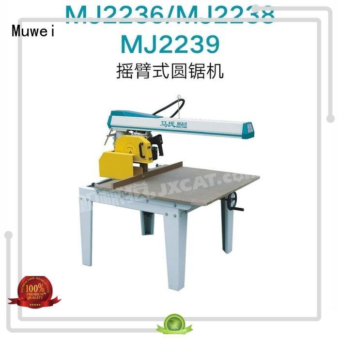 Muwei durable belt disc sander factory direct for frozen food processing plants