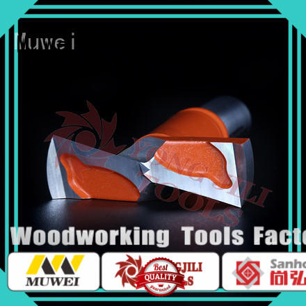 Muwei reliable metal drill bit customized for four side moulder