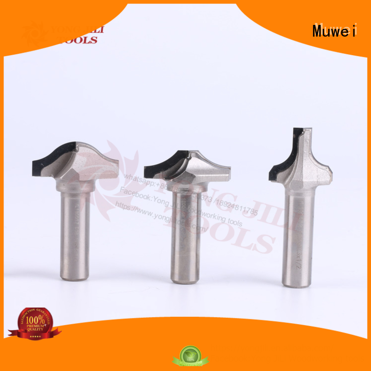 fully automatic diamond router bits non standard factory for edge trimming