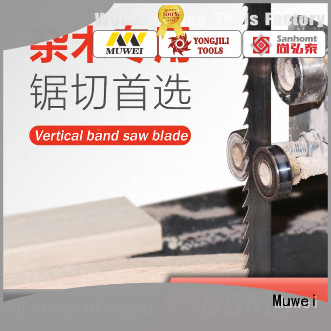 metal cutting 80 inch band saw blade manufacturer for wood sawing Muwei