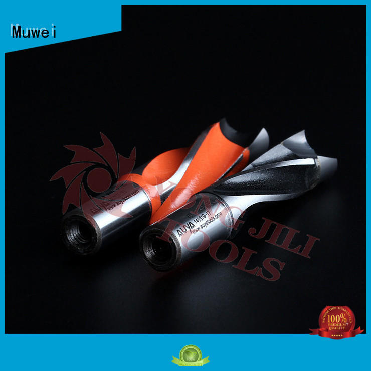 high quality long drill bits light duty manufacturing for four side moulder