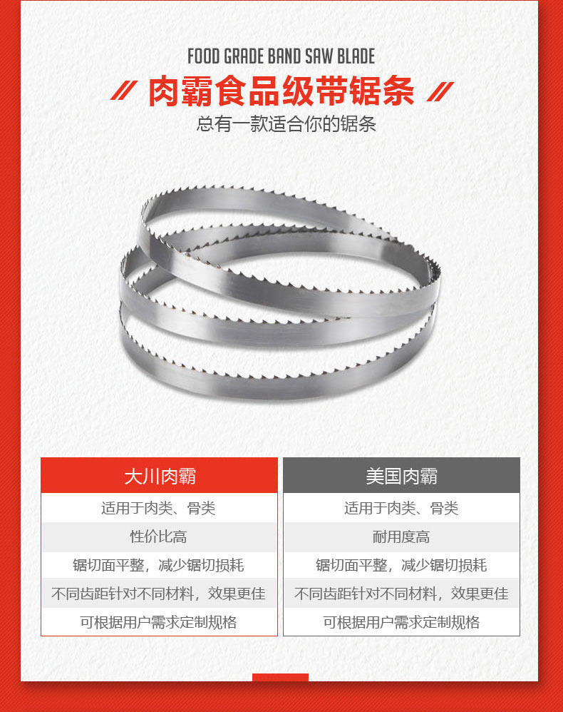 efficient 10 inch band saw blades carbide supplier for furniture-2