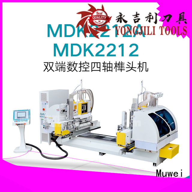 Muwei efficient sliding table saw wholesale for wood sawing