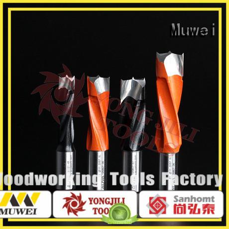 Muwei cutterhead drill bit OEM for four side moulder