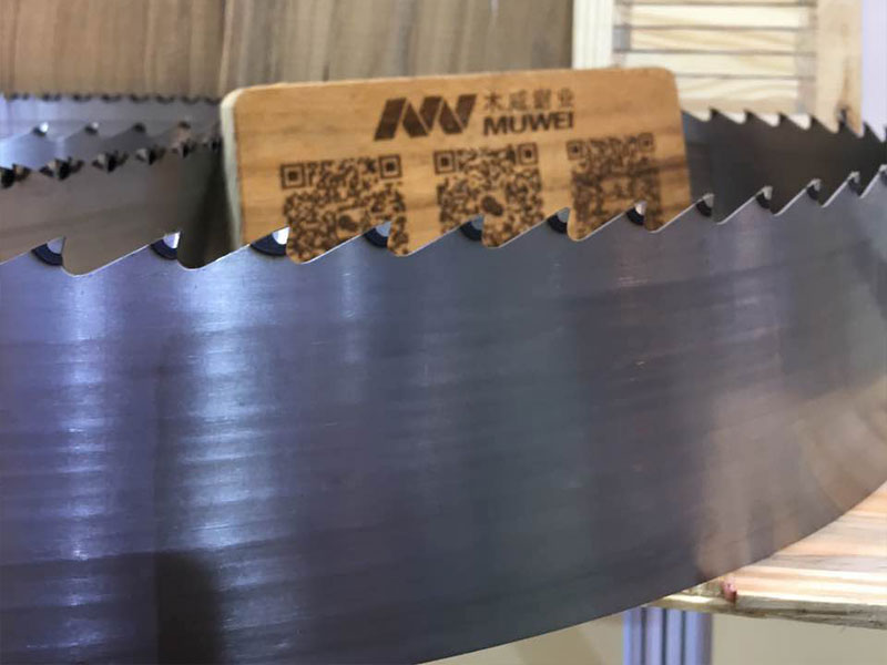 Muwei efficient craftsman band saw blades 80 inch manufacturer for wood sawing-2