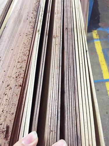 Muwei metal cutting 80 inch band saw blade supplier for furniture
