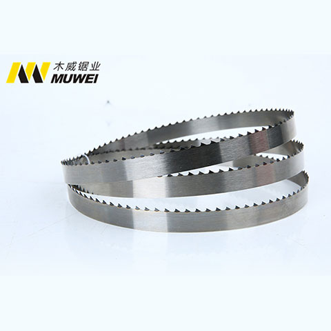 Muwei efficient craftsman 12 inch band saw blades manufacturer for wood sawing-4