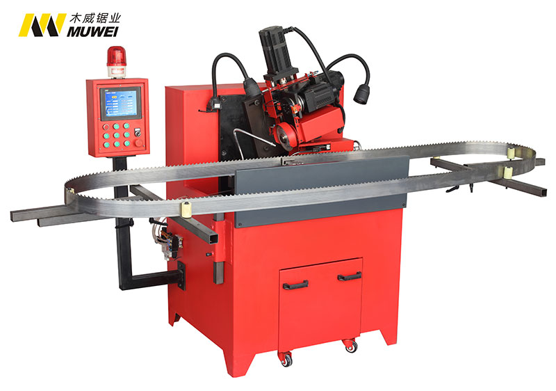 Muwei carbide alloy belt disc sander wholesale for wood sawing-1