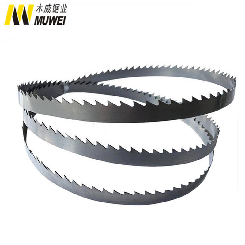 Ordinary Woodworking Band Saw Blade for Wood Cutting