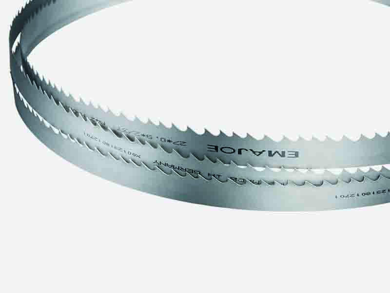 hot sale steel cutting band saw blades steel factory direct for frozen food processing plants