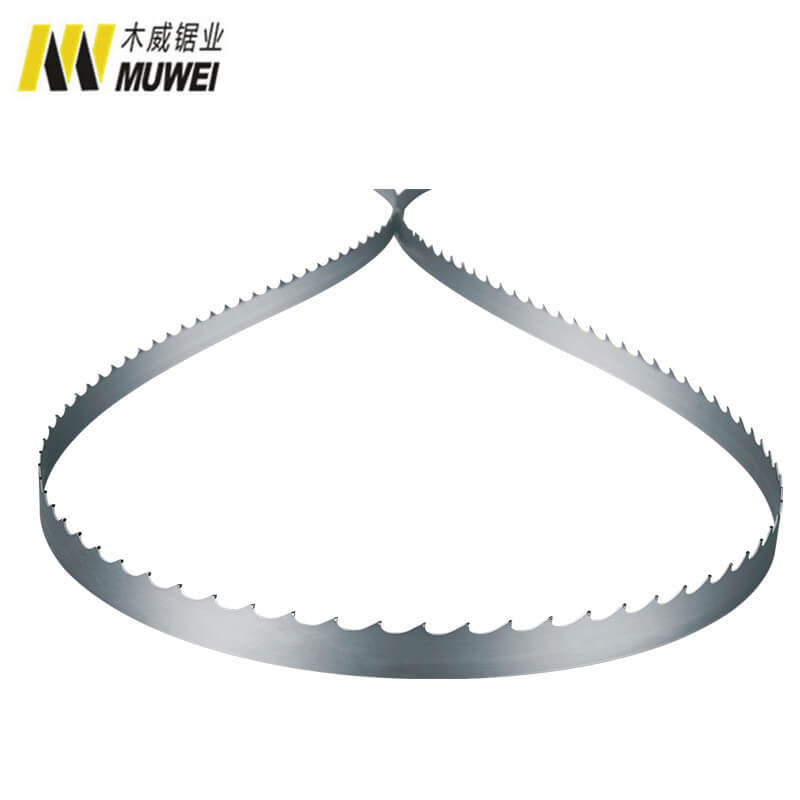 Fiber-Free Alloy Band Saw Blade/More Durable/Sharper