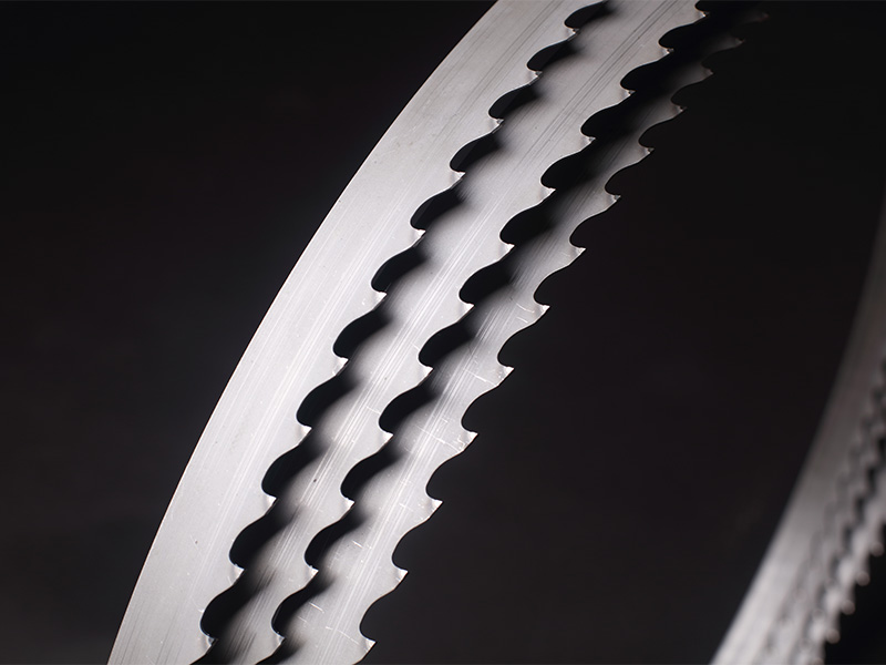 hot sale craftsman band saw blades 80 inch carbide alloy factory direct for frozen food processing plants-1