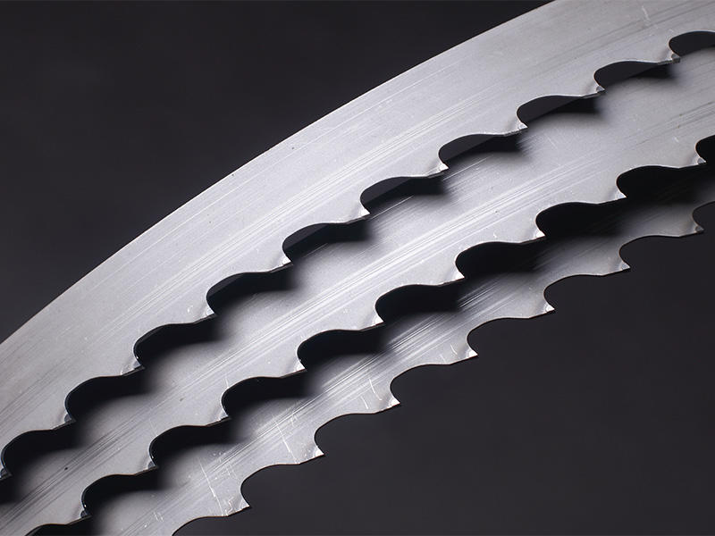 hot sale craftsman band saw blades 80 inch carbide alloy factory direct for frozen food processing plants
