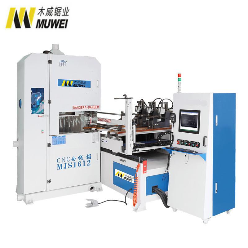 CNC Curve Saw Machine