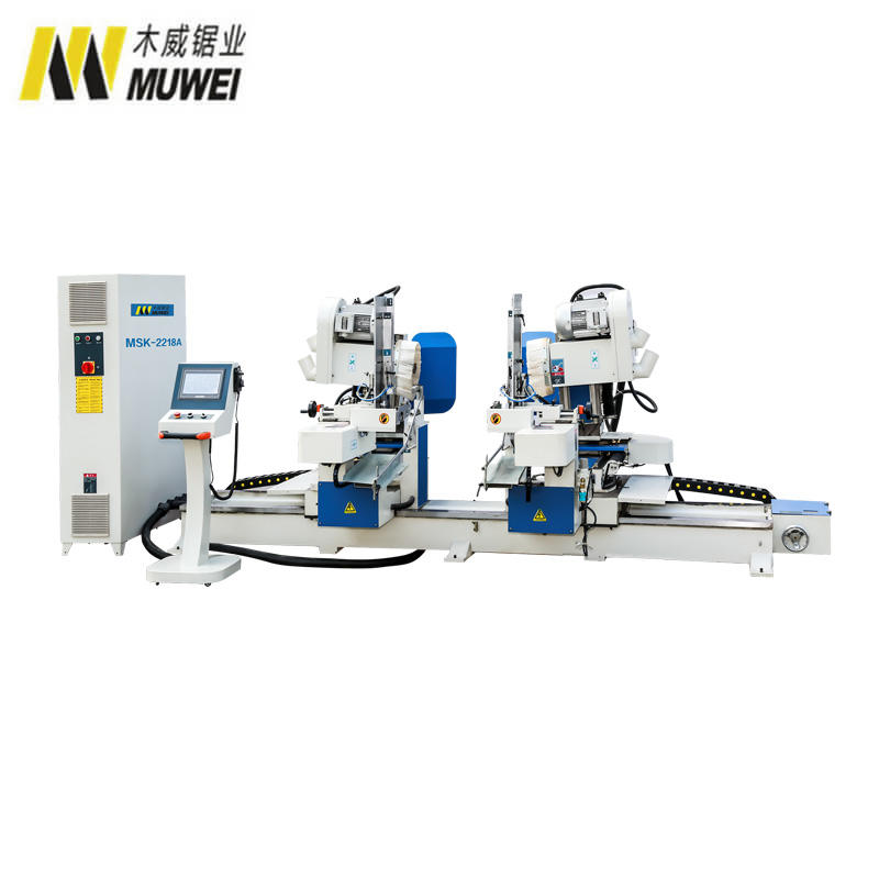 CNC Double End Tenon Machine MSK-2218A/2218B