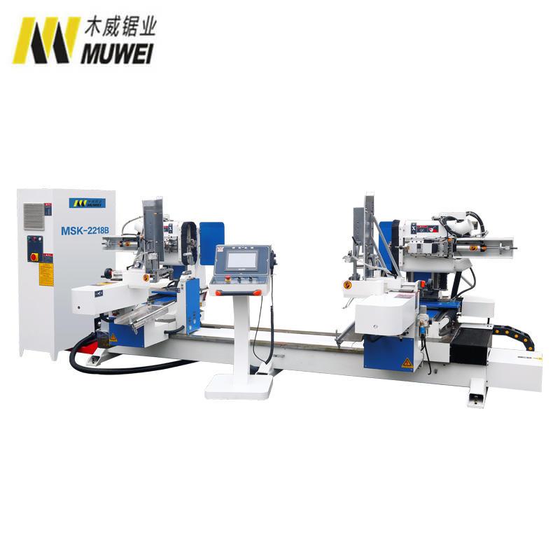 CNC Double End Tenon Machine MSK-2218A/2218B