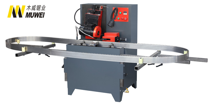 Muwei durable band saw blade grinding machine supplier for frozen food processing plants-1
