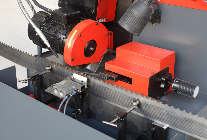 Muwei durable band saw blade grinding machine supplier for frozen food processing plants-2