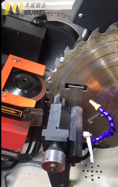 Muwei steel belt grinder supplier for wood sawing-3