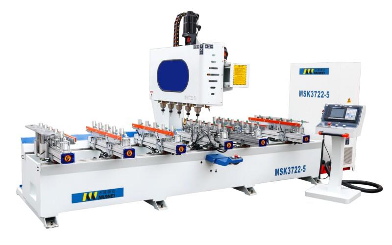 CNC Tenon Groove Machine