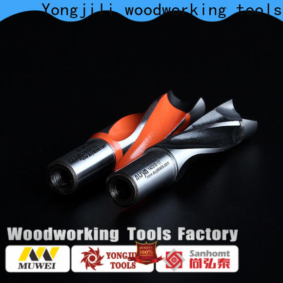 Muwei high quality metal hole saw manufacturing for shaping machine
