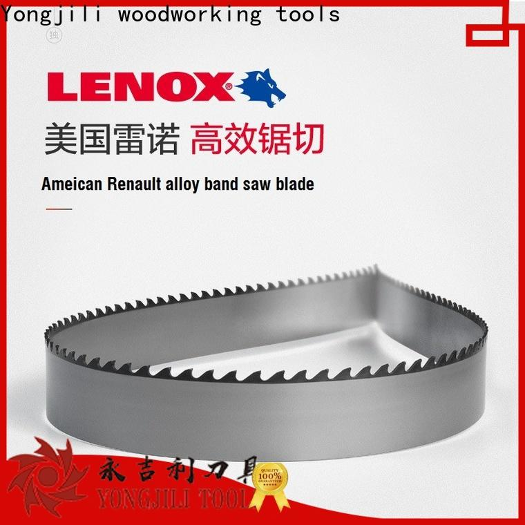 Muwei high quality band saw blade supplier for spindle moulder