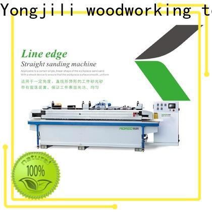 durable belt disc sander steel manufacturer for wood sawing