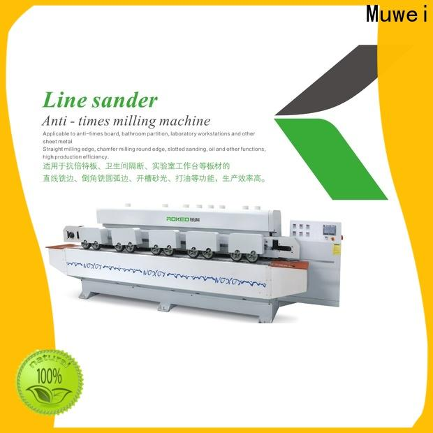 Muwei hot sale gear grinding machine wholesale for wood sawing