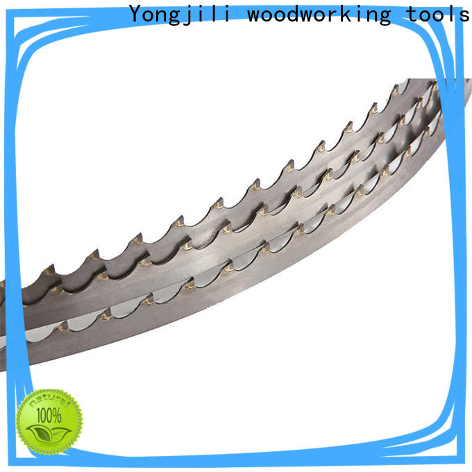 Muwei hard curve carbide band saw blade wholesale for furniture