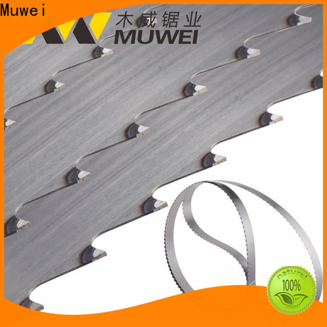 Muwei efficient craftsman band saw blades 80 inch manufacturer for wood sawing