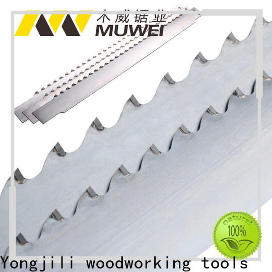 Muwei durable 80 inch band saw blade wholesale for wood sawing