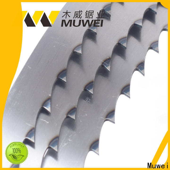 durable craftsman 12 inch band saw blades carbide manufacturer for frozen food processing plants