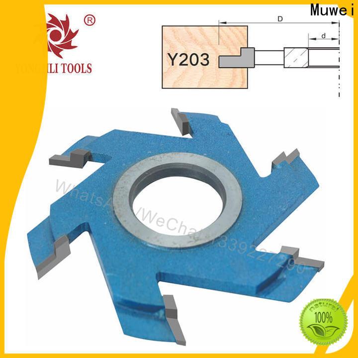 Muwei metal moulding head cutter wholesale for wood sawing