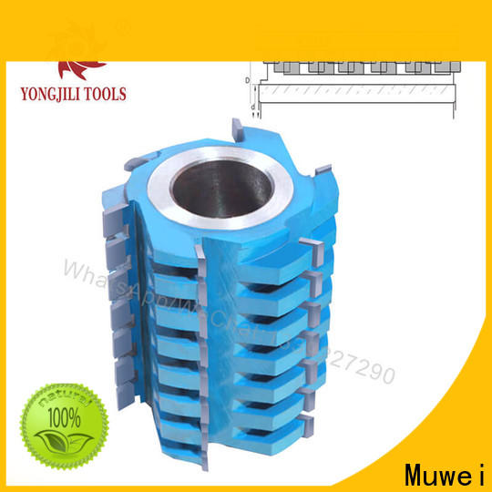 Muwei super tough moulder cutters supplier for furniture