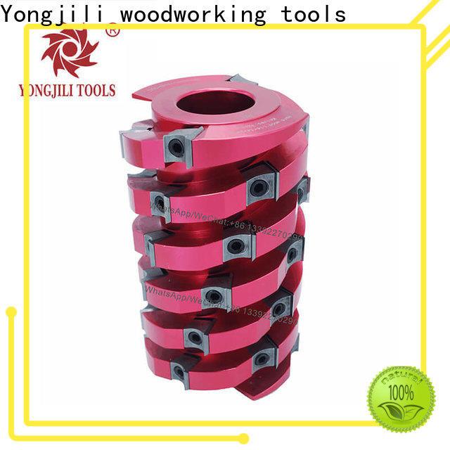 Muwei professional spiral cutterhead planer customized for four side moulder