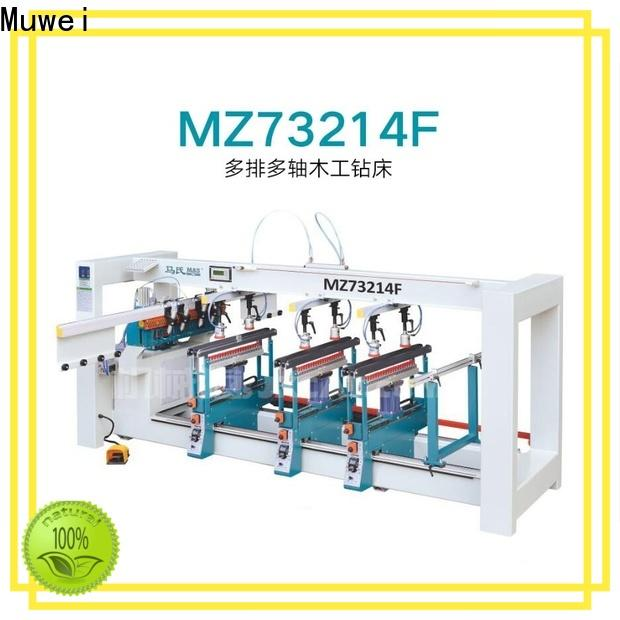 Muwei hot sale sliding miter saw wholesale for wood sawing