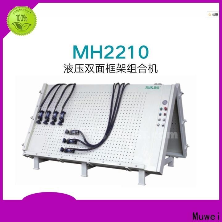 Muwei carbide saw blade sharpener machine factory direct for frozen food processing plants