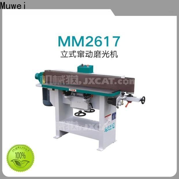 Muwei efficient wood joint machine supplier for wood sawing