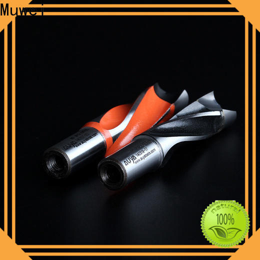 Muwei high quality metal hole saw supplier for four side moulder