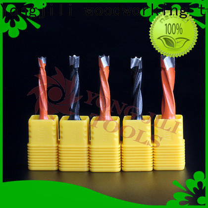 reliable steel drill bits aluminum manufacturing for four side moulder