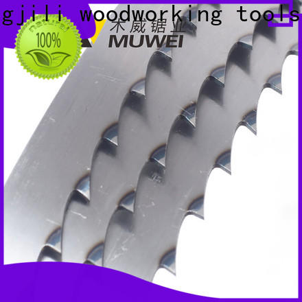 hot sale industrial band saw blades steel manufacturer for frozen food processing plants