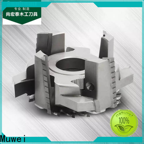 Muwei grooving profile cutters series for spindle moulder