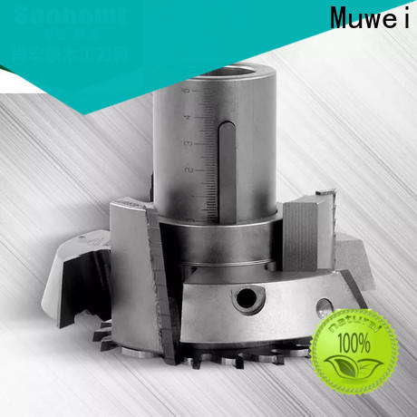 Muwei single saw blade profile cutter for sale wholesale for edge trimming