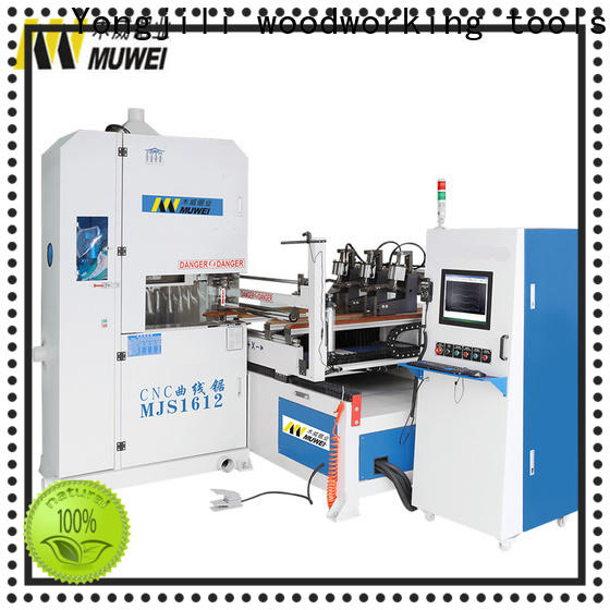 Muwei durable benchtop table saw wholesale for wood sawing