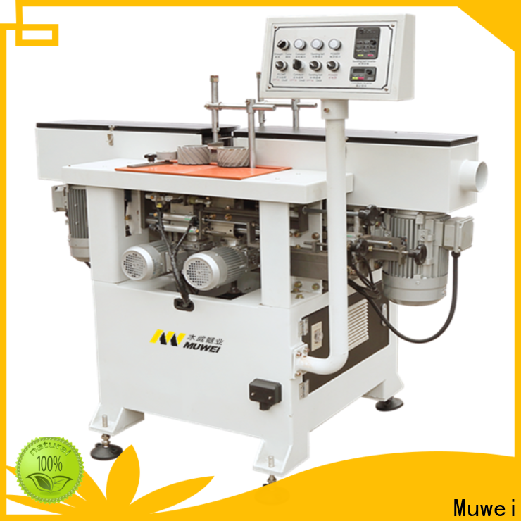 Muwei efficient bench disc sander wholesale for wood sawing