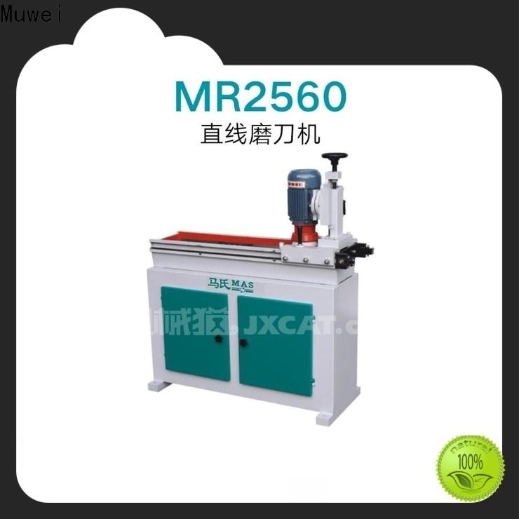 Muwei steel finger joint machine factory direct for frozen food processing plants